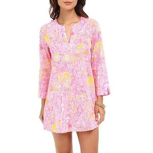 NWOT Lilly Pulitzer Marco Tunic